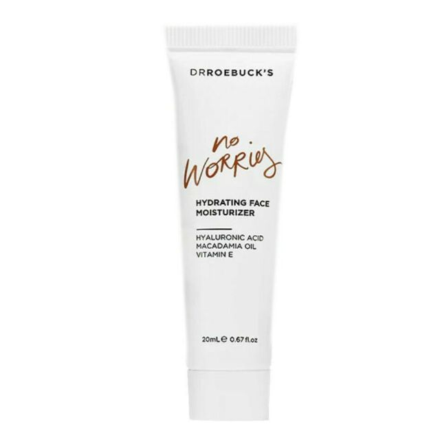 Dr Roebuck's No Worries Hydrating Face Moisturizer Discount Code Deal Sale Promo Friendshop