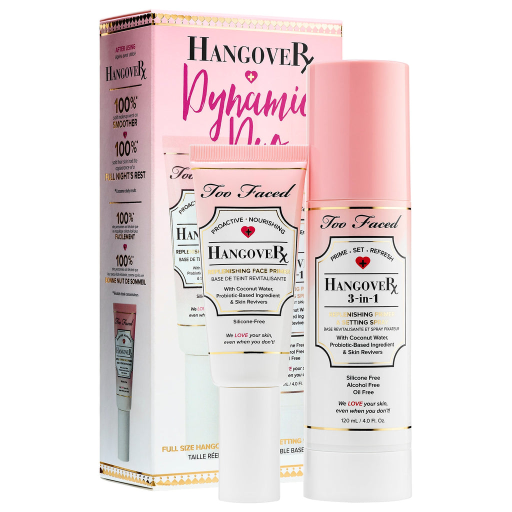 Too Faced Hangover Dynamic Duo