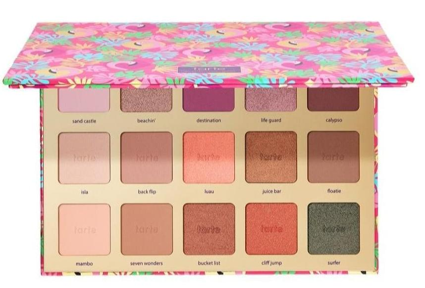 Tarte Amazonian Clay Eyeshadow Palette Discount Code Deal Sale Promo Friendshop