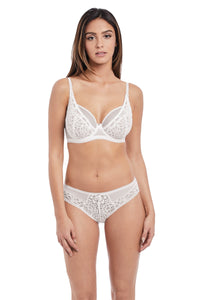 Freya - Soiree Lace Hipster, weiß