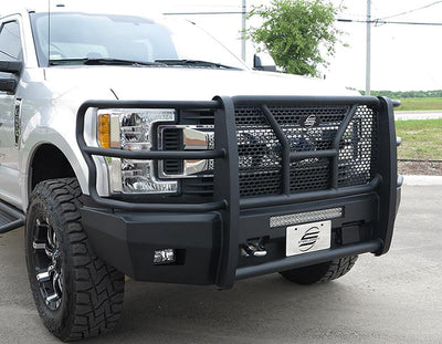 Steelcraft 60-11380CC 2017-2020 Ford F250/F350 Super Duty HD Elevation Front Bumper