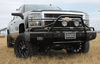 Ranch Hand BSC151BL1 2015-2019 Chevy Silverado 2500/3500 HD Summit Bullnose Front Bumper