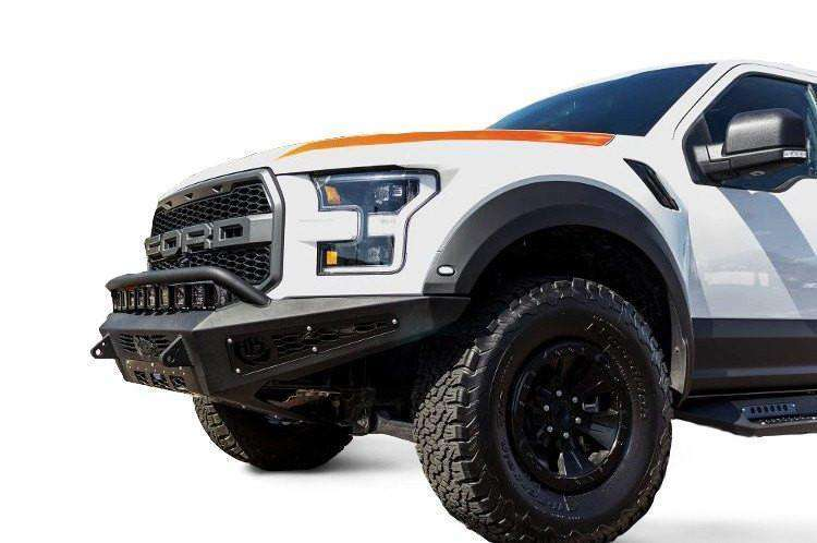 Add Honeybadger Ford F150 Raptor Front Bumper 2017 2018