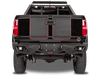 Fab Fours CS07-E1850-1 Chevy/GMC 1500 2007-2013 Vengeance Rear Bumper-BumperStock