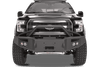 Fab Fours FF09-H1952-1 Ford F150 2009-2014 Premium Front Bumper Winch Ready with Pre-Runner Grill Guard-BumperStock