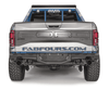 Fab Fours FF17-E4371-1 Ford Raptor 2017-2018 Vengeance Rear Bumper with Sensor-BumperStock
