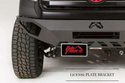 Fab Fours FS11-V2551-1 Ford F250/F350 2011-2016 Vengeance Front Bumper No Guard-BumperStock