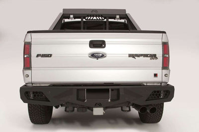 Fab Fours Vengeance Rear Bumper 2010-2014 Ford F150 Raptor FF09-E1751-1-BumperStock
