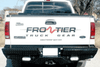 Frontier 100-20-1007 Diamond Chevy Silverado 2500/3500 HD 2001-2006 Rear Bumper