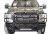 Frontier 130-11-7005 Ford F250/F350 Superduty 2017-2019 Pro Front Bumper with Short Receiver
