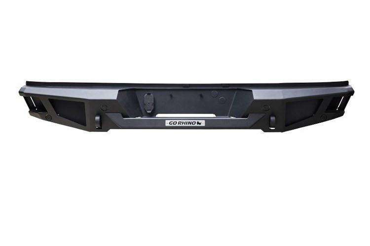 Go Rhino 28371T Ford F250/F350 Super Duty 2011-2016 BR20 Rear Bumper-BumperStock