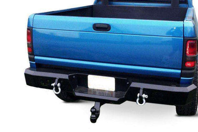 Iron Cross 81-87 Chevy Silverado 1500/2500/3500 Rear Bumper 21-515-81-BumperStock