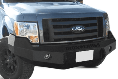 Iron Cross 97-03 Ford F150 Base Front Winch Bumper 20-415-97-BumperStock