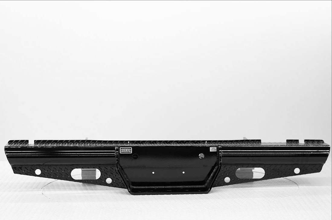 Ranch Hand BBD030BLL 2003-2008 Dodge Ram 1500 Legend Rear Bumper-BumperStock