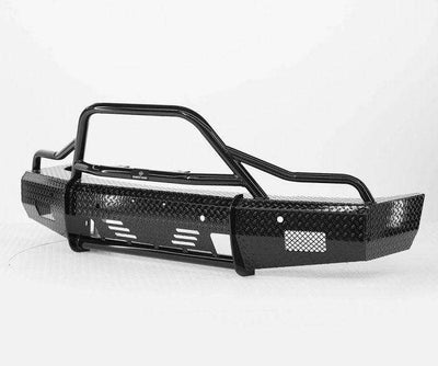 Ranch Hand BSC14HBL1 2014-2015 Chevy Silverado 1500 Summit Bullnose Front Bumper-BumperStock