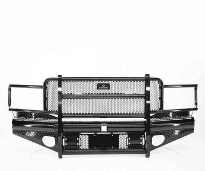 Ranch Hand FBD061BLR Dodge Ram 2500/3500 2007-2009 Legend Front Bumper-BumperStock