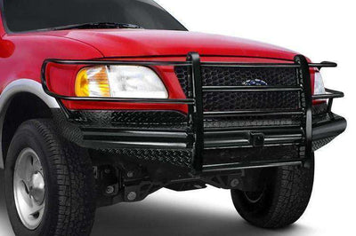 Ranch Hand FBF9X1BLR Ford F150 1997-2003 Legend Front Bumper-BumperStock