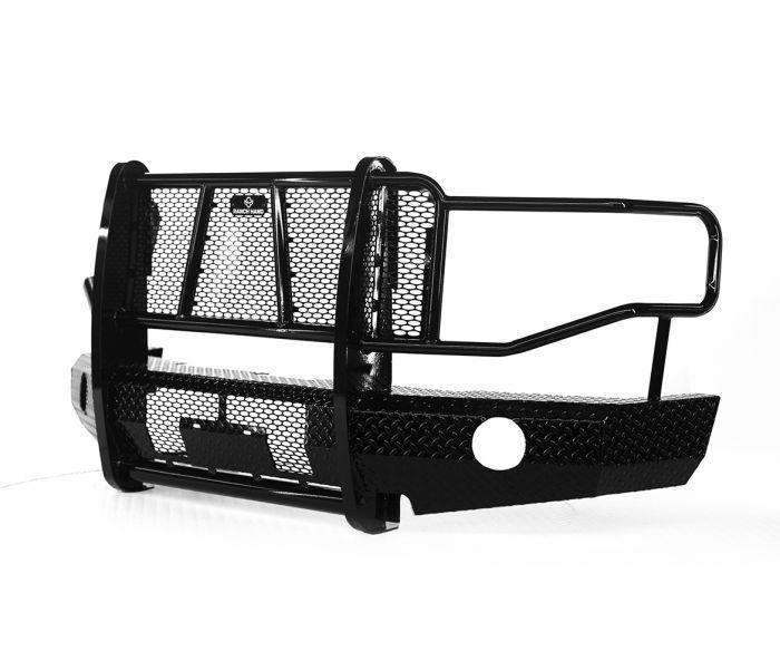 Ranch Hand FSF09HBL1 Ford F150 2009-2014 Summit Front Bumper-BumperStock