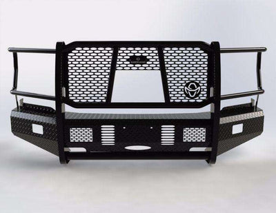 Ranch Hand FSF18HBL1 2018 Ford F150 Summit Front Bumper-BumperStock