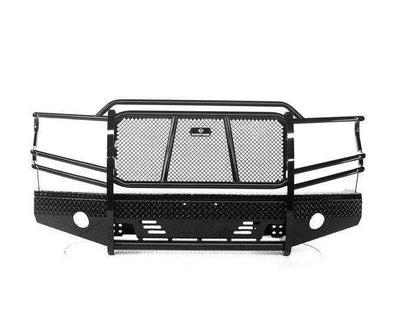 Ranch Hand FST14HBL1 Toyota Tundra 2014-2017 Summit Front Bumper (excludes Limited)-BumperStock