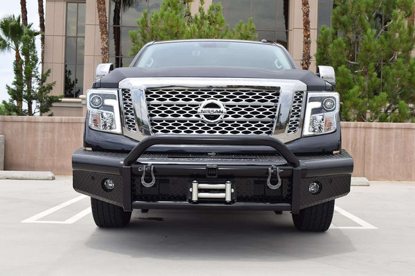 Steelcraft 55-14080 HD Bullnose Nissan Titan XD Front ...