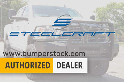 Steelcraft 71-13370 Toyota Tacoma 2005-2015 Fortis Front Bumper-BumperStock