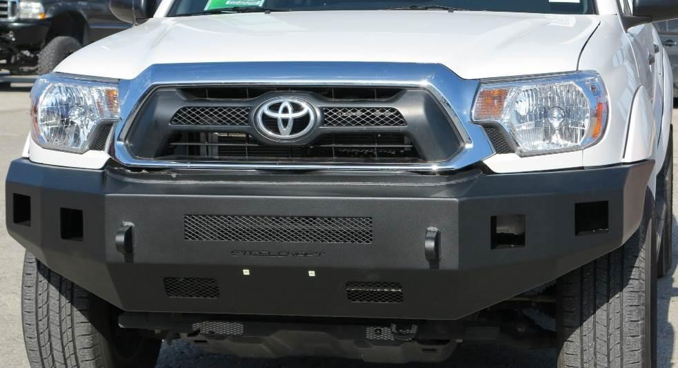 Steelcraft 71-13370 Toyota Tacoma 2005-2015 Fortis Front Bumper