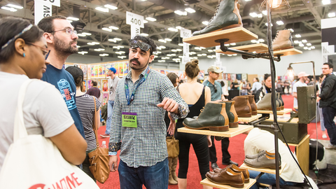 SXSW Shoes - Photo by Lauren Lindley