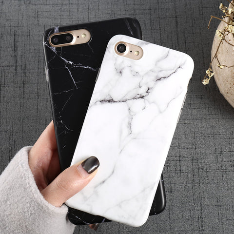Marble Pattern iPhone Case - Tech Deal Shop