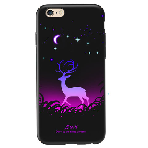 FREE Luminous Phone Case For iPhone - Tech Deal Shop