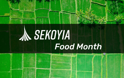 Food Month at Sekoyia - What we eat