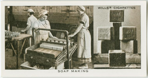 Old Soap Making