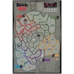 Risk - The Walking Dead