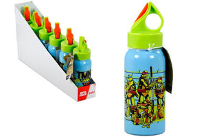 Tmnt Stainless Steel Drink Bottle