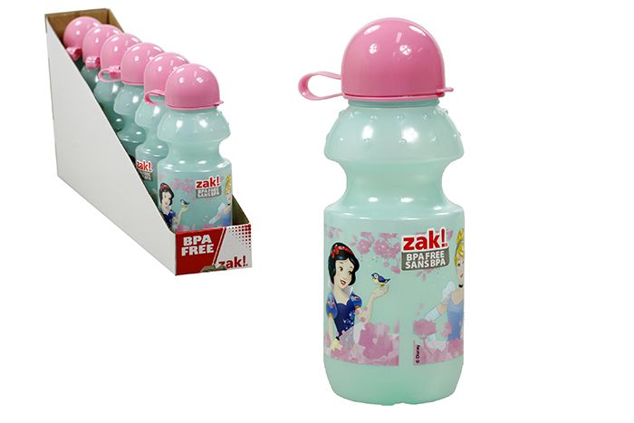 Disney Princess PP Squeeze Bottle With Dome Cap