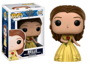 Beauty and the Beast 2017 Belle Pop Vinyl! 242