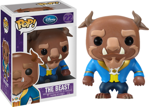 Beauty and the Beast - The Beast Pop Vinyl 22