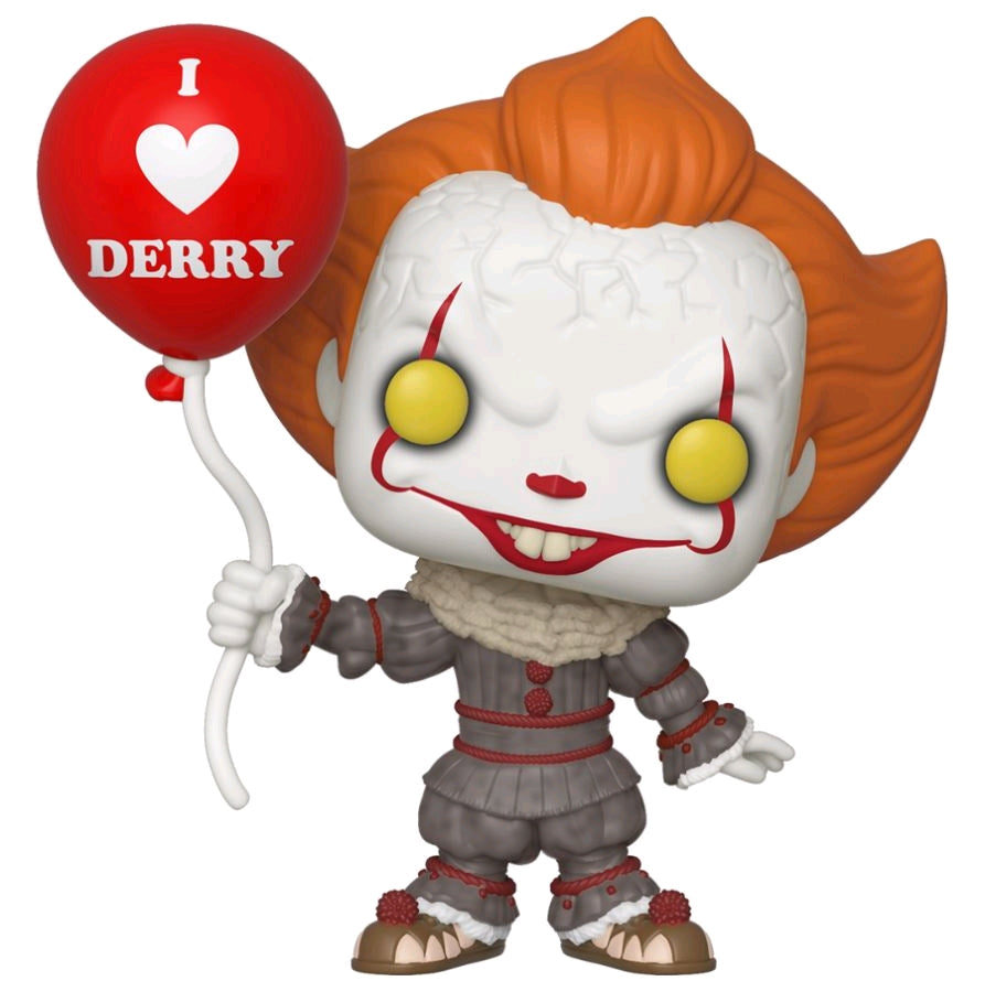 It: Chapter 2 - Pennywise with Balloon Pop Vinyl! 780