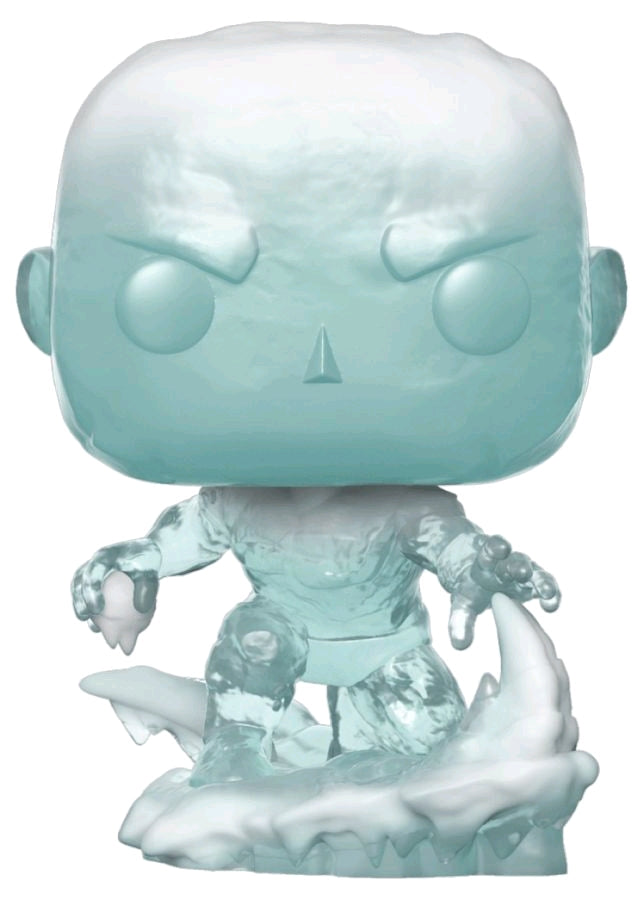 X-Men Iceman First Appearance Marvel 80th Anniversary Pop Vinyl! 504