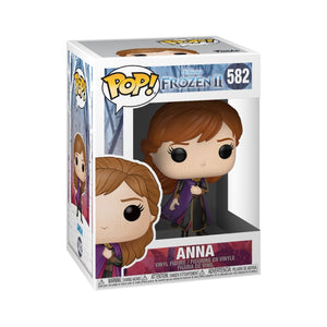 Frozen II Anna Pop Vinyl! 582