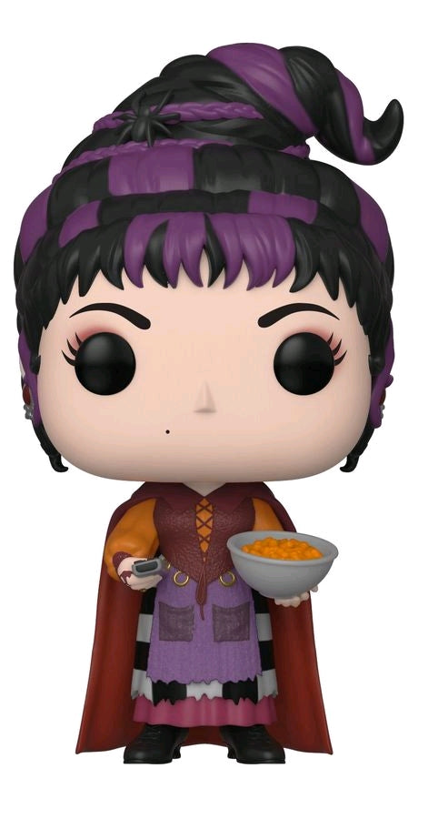 Hocus Pocus - Mary Sanderson with Cheese Puffs Pop Vinyl! 559