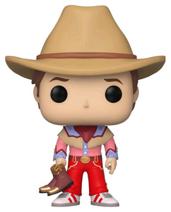 Back to the Future Marty McFly Cowboy US Exclusive Pop Vinyl! 816