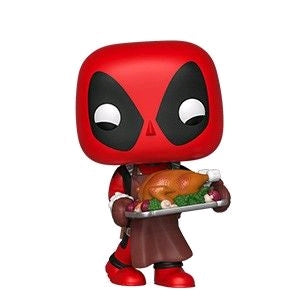 Deadpool Deadpool Holiday Pop Vinyl! 534