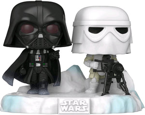 Star Wars Darth Vader & Stormtrooper US Exclusive Pop Deluxe Diorama 377