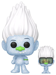 Trolls World Tour Hip Hop Guy with Tiny Pop Vinyl! 882