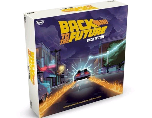 Back To The Future Back in Time Strategy Game