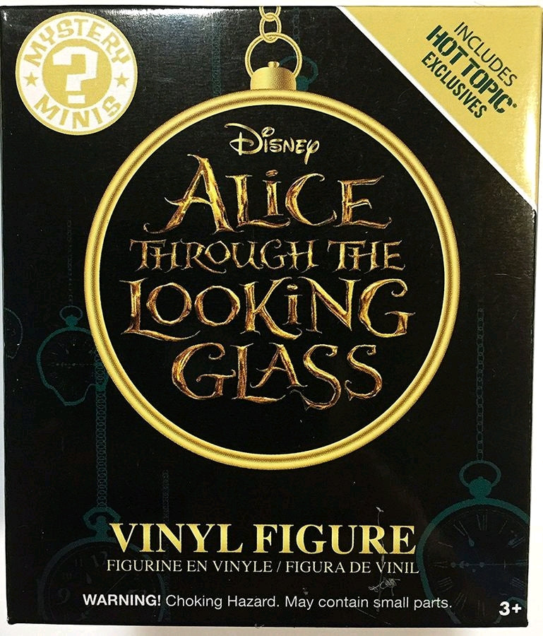 Alice Through the Looking Glass Mystery Minis Hot Topic US Exclusive Blind Box Assorted