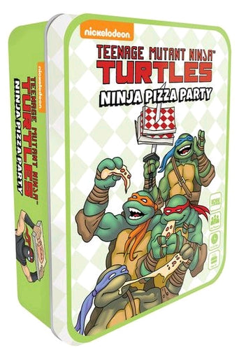 Teenage Mutant Ninja Turtles Ninja Pizza Party Card Game