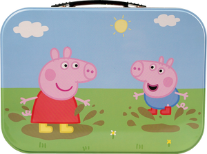Peppa Pig - Tin Lunchbox