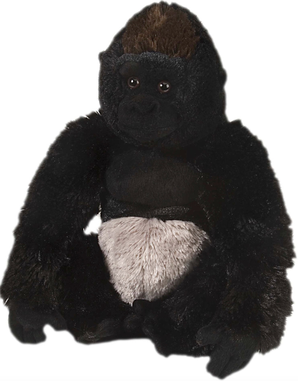 Silverback Gorilla soft plush toy 30cm stuffed animal Wild Republic